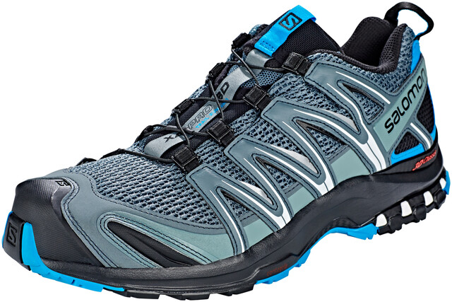 Salomon XA Pro 3D Shoes Herre stormy weatherblackhawaiian surf